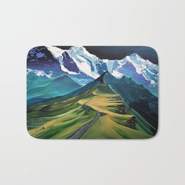 The Hike Bath Mat