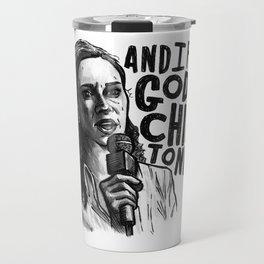 Pam   Office Travel Mug