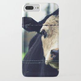 Moo Cow I iPhone Case