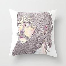 Ben Bridwell  Throw Pillow