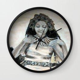 Taupo Wall Clock
