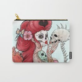Tattoo pin up Carry-All Pouch