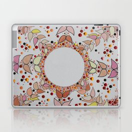 Autumn Flower Laptop & iPad Skin