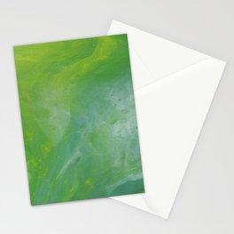 Jade slice Stationery Cards