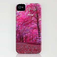 purple forest IV iPhone (4, 4s) Slim Case