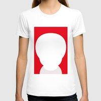 the who T-shirts featuring Who? by ONEDAY+GRAPHIC