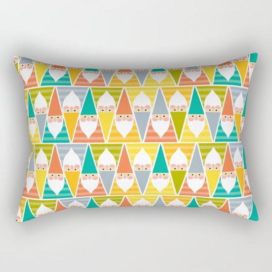 Gnomes Rectangular Pillow