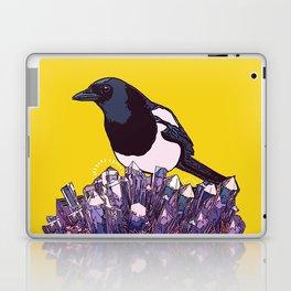 diamond hill magpie Laptop & iPad Skin