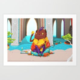 Enlightenment Art Print