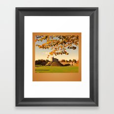 Cardiff Castle Framed Art Print