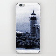 Lighthouse, Marshall Point, Maine iPhone & iPod Skin