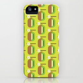 Fruit: Kiwifruit iPhone Case