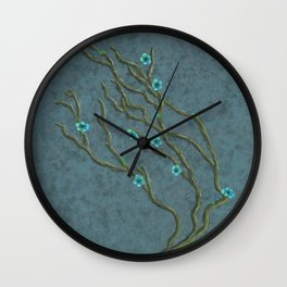 Old As Time Wall Clock