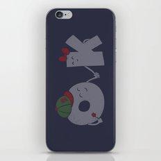 Love Is OK iPhone Skin