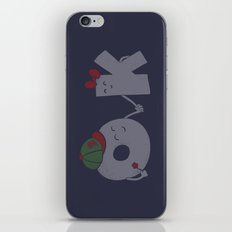 Love Is OK iPhone & iPod Skin