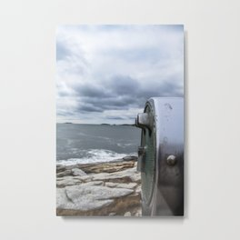 Ocean With a View Metal Print