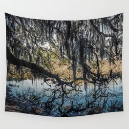 The Hanging Garden Wall Tapestry