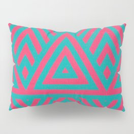 Triangle Power Pillow Sham