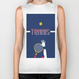 Tennis Biker Tank