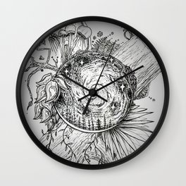 Timeless Whisper Wall Clock