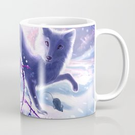 Winter Chase Coffee Mug