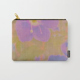 Georgia Blue, The Earth Laughs In Flowers Carry-All Pouch