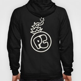 Pineapple Crew (Black n' White) Hoody
