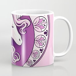 beautiful unicorn Coffee Mug