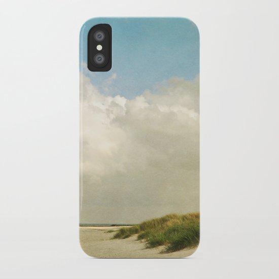 Baltic Sea impression iPhone Case