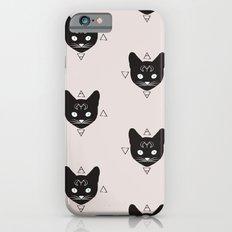 Cats!Black Slim Case iPhone 6s