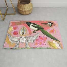 Collecting Thoughts Rug
