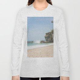 Cliffs of Laguna Beach Long Sleeve T-shirt