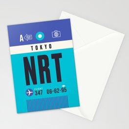 Baggage Tag A - NRT Tokyo Narita Japan Stationery Cards