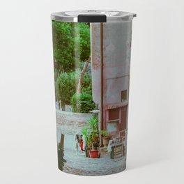 Street of Ostia Travel Mug