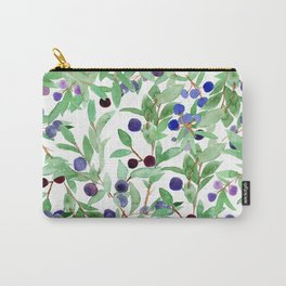 huckleberries Carry-All Pouch