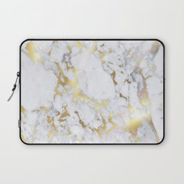 Original Gold Marble Laptop Sleeve