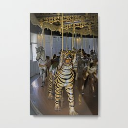 Cry of the Tiger Metal Print