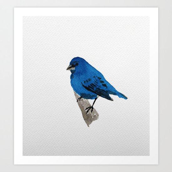 Messenger 004 Art Print
