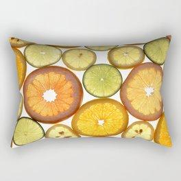 Citrus fruits Rectangular Pillow