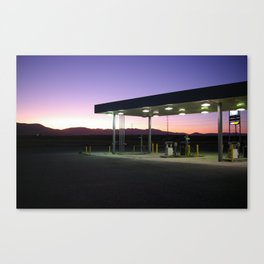 Roads Canvas Print