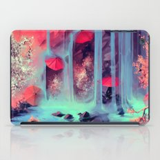 Protect me from what I want iPad Case