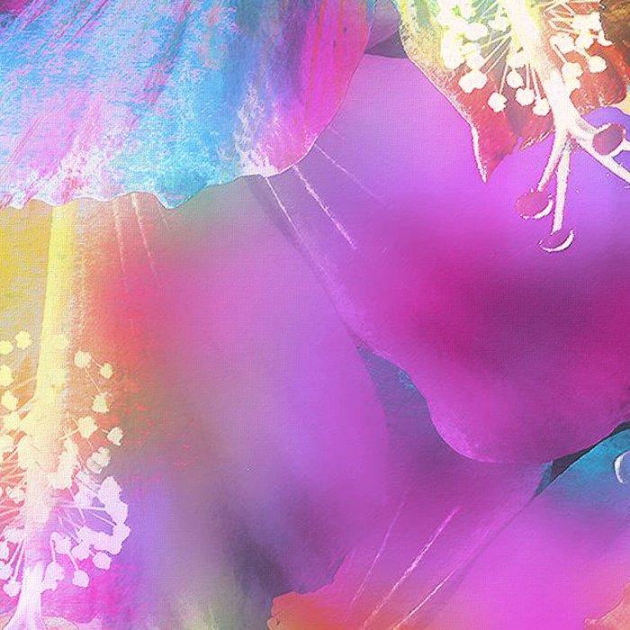 Hibiscus Dream  Leggings