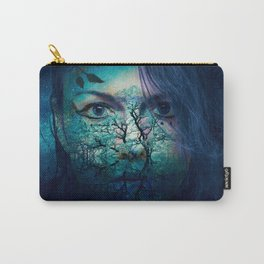 Diana-Goddess of nature Carry-All Pouch
