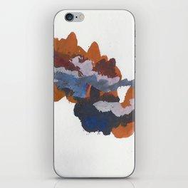 clouds_july iPhone Skin