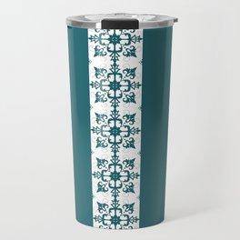 Moroccan Clover Travel Mug