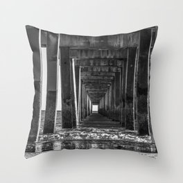 Through the Eye Throw Pillow