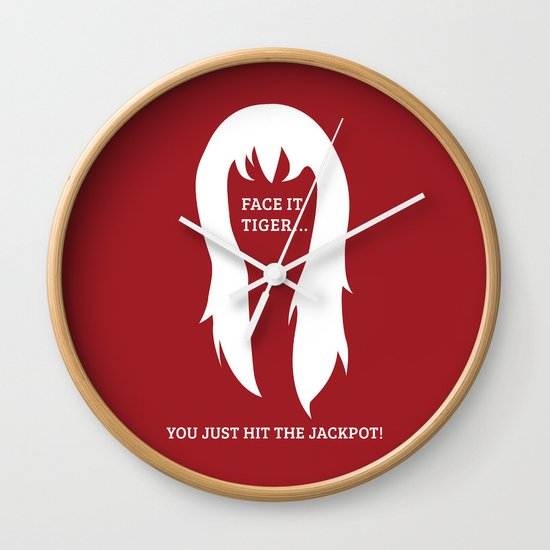 Spiderman - Mary Jane 'Jackpot' Wall Clock