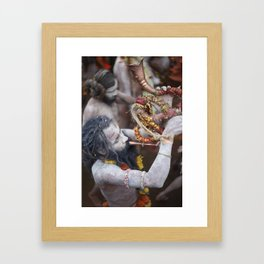Trumpet Framed Art Print