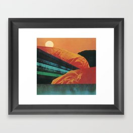 Artificial Landscape 2 Framed Art Print