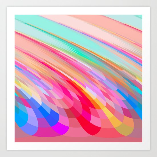 Visible Light Art Print